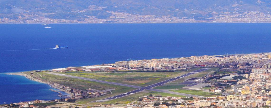 Noleggio Auto Aeroporto Reggio Calabria